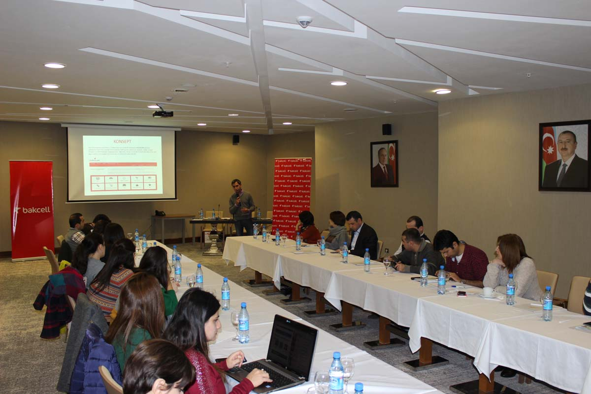 "Bakcell organizes another training for journalists: ""Mobile telecommunications. Phase 2"" - Gallery Image"