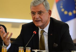 "Turkey says European Parliament's demand to recognize ""Armenian genocide"" groundless"