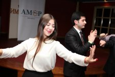 AMOR marks World Azerbaijanis Solidarity Day in Moscow - Gallery Thumbnail