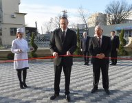 """President Aliyev attends opening of """"Veterinary town"""" - Gallery Thumbnail"""