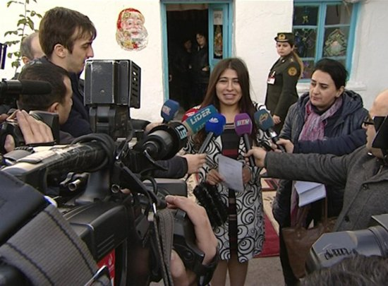 Execution of Azerbaijani president's order on pardon completed (PHOTO) - Gallery Image