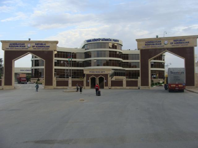 Азербайджан и Грузия ускорят провоз товаров через совместную границу