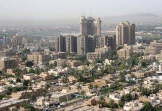 """""""Зеленая зона"""" Багдада подверглась ракетному обстрелу"""