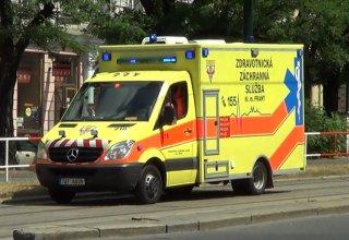 В Чехии 16 человек пострадали при столкновении пассажирских поездов