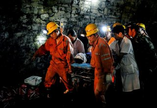 21 killed in north China mine accident