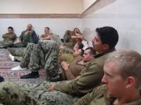 Iran frees arrested US sailors, releases their photos - Gallery Thumbnail
