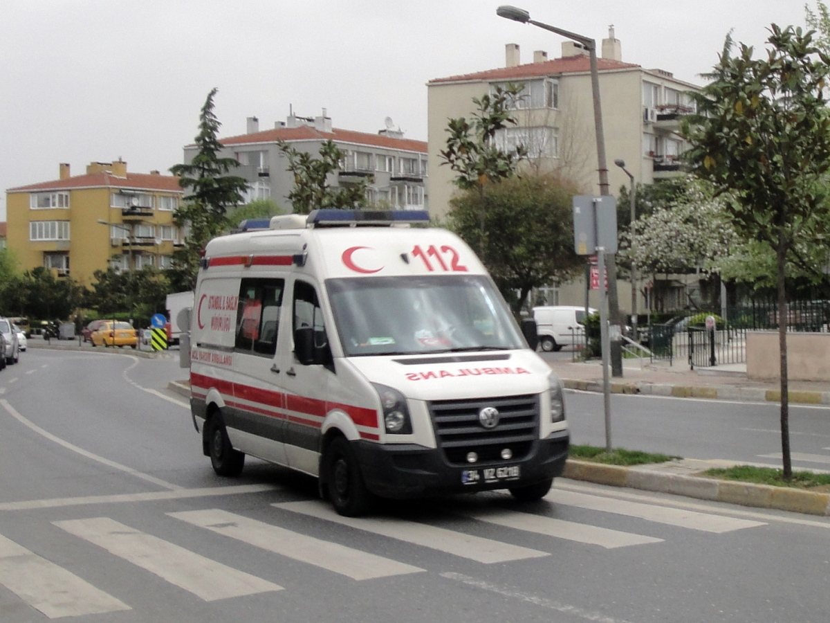 Road accident in Turkey: casualties reported