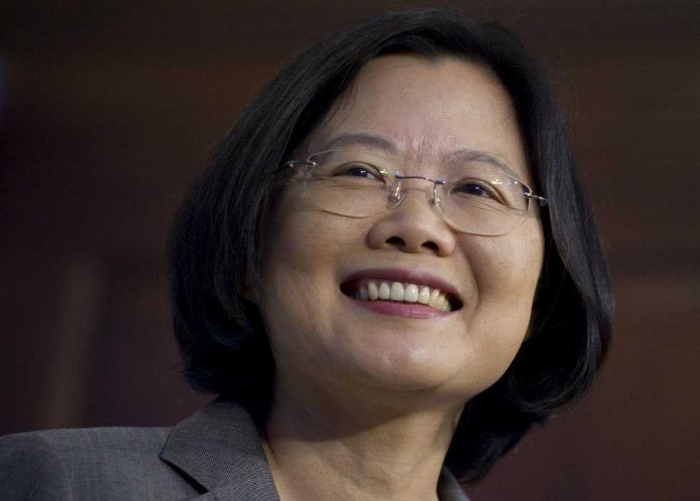 Taiwan opposition wins presidency, China warns against independence move