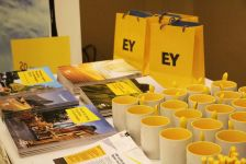EY Baku office sponsors fifth AmCham Annual Tax Conference (PHOTO) - Gallery Thumbnail