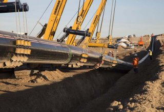Turkmenistan talks laying power transmission line alongside TAP pipeline