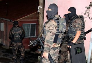 Istanbul police holding special operation against PKK
