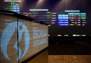 Turkey's Borsa Istanbul sees record high at close