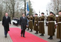Estonian president: Dynamic partnership with Azerbaijan to develop further - Gallery Thumbnail