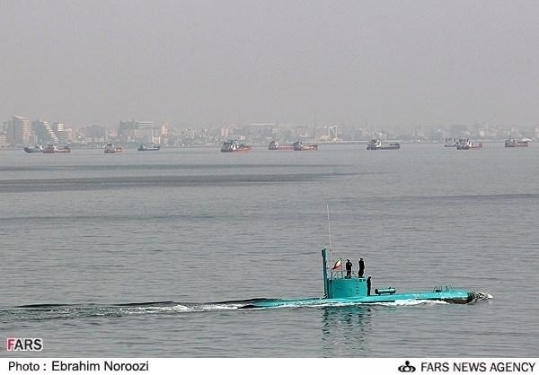 "Iran unveils details of ""Velayat 94"" naval drills (PHOTO) (VIDEO) - Gallery Image"