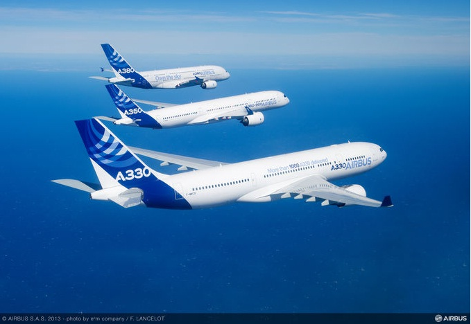 Iran to get a few Airbus planes this year