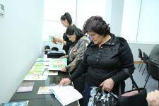 Ekoloji təcrübənin inkişaf etdirilməsinə həsr olunmuş seminar keçirilib (FOTO) - Gallery Thumbnail