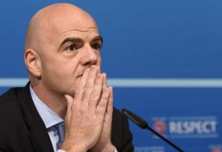 FIFA President Gianni Infantino diagnosed with positive COVID-19 case