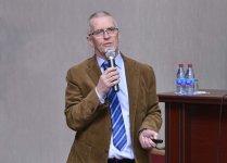 BP-nin vitse-prezidenti BANM-də təqdimatla çıxış etdi (FOTO) - Gallery Thumbnail