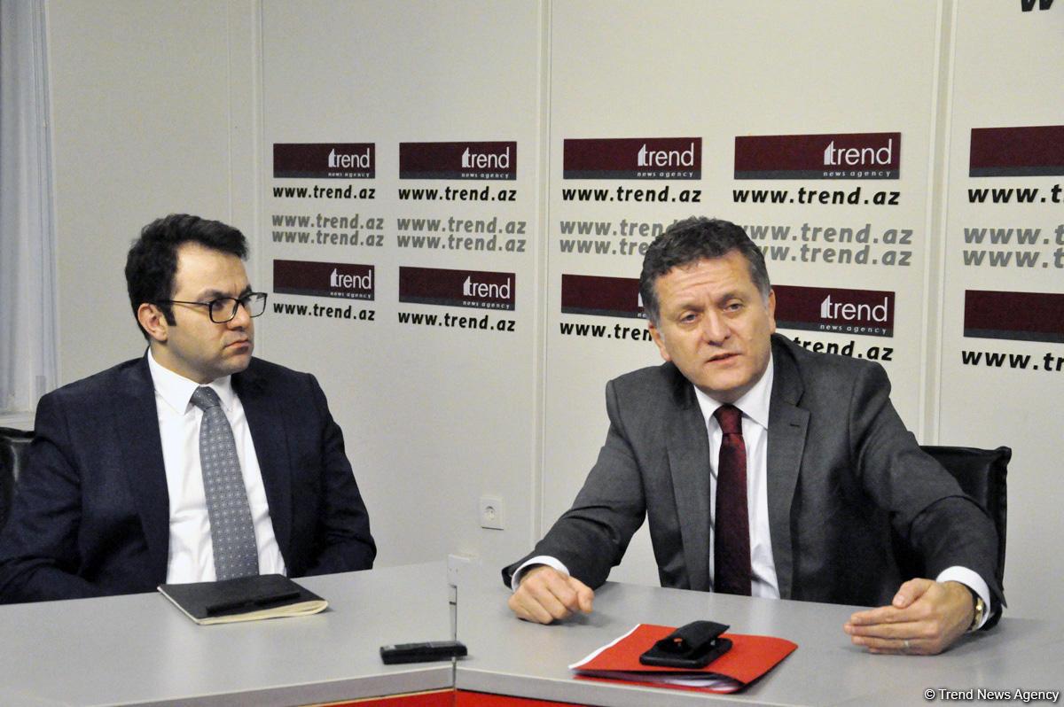 """Türkiye Bakü Büyükelçisi: """"Azerbaycan Türkiye için inanılan ve güvenilen en iyi ortak"""" (Özel) - Gallery Image"""