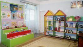 Uşaqların kitaba marağını artırmaq üçün yenilik - Nağıl otaqları (FOTO) - Gallery Thumbnail