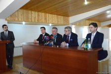 Azerbaijan, EU should foster dialogue – European Parliament - Gallery Thumbnail
