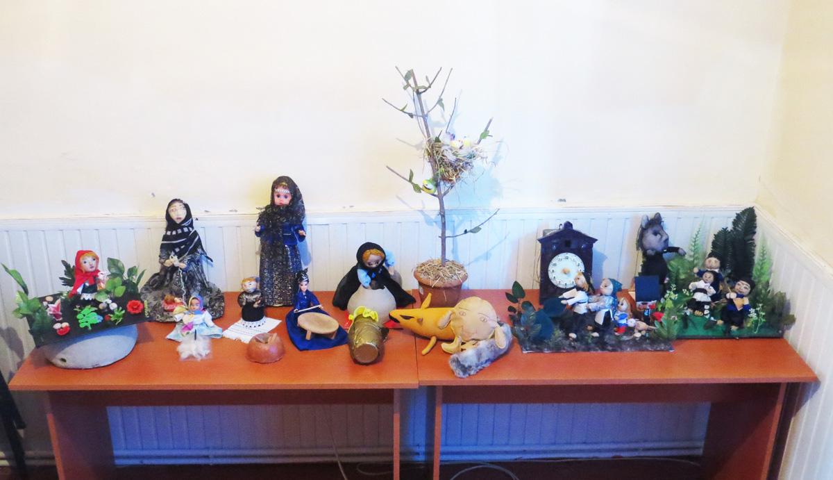 Uşaqların kitaba marağını artırmaq üçün yenilik - Nağıl otaqları (FOTO) - Gallery Image