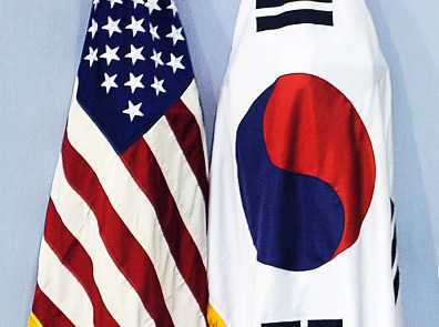 A $5 billion bill and Japan tensions in focus as U.S. defense heads visit South Korea