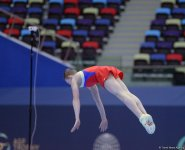 Baku holds dress rehearsal for opening ceremony of Artistic Gymnastics World Cup - Gallery Thumbnail