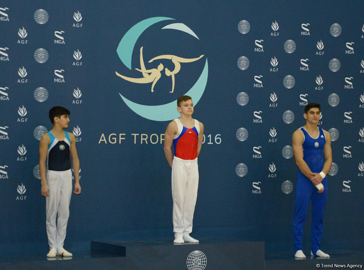 Baku holds dress rehearsal for opening ceremony of Artistic Gymnastics World Cup - Gallery Image