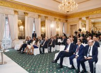 President Ilham Aliyev attended panel discussion on climate and energy security at Munich Security Conference - Gallery Thumbnail