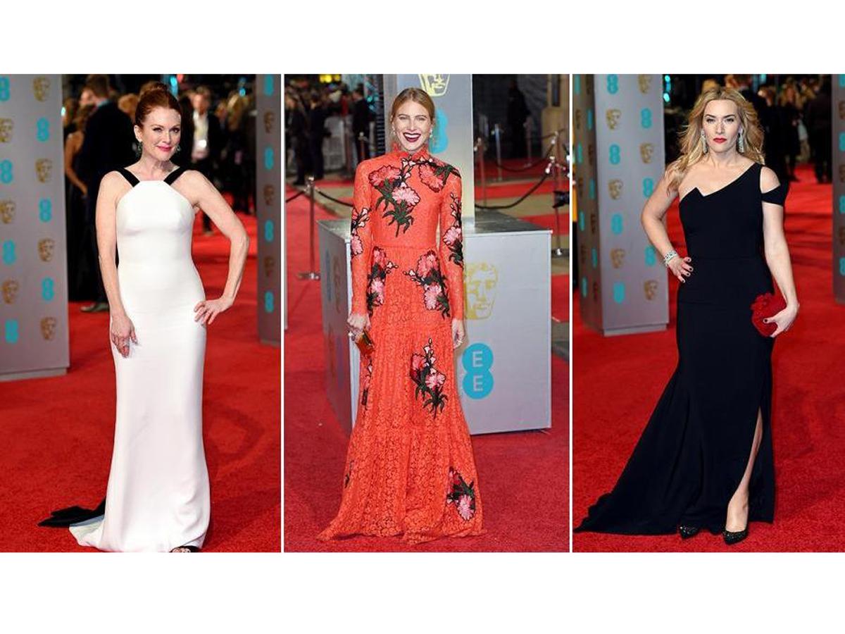 Лучшие платья церемонии BAFTA-2016 (ФОТО)