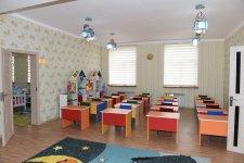 Президент Азербайджана принял участие в открытии детсада-яслей в Товузе (ФОТО) - Gallery Thumbnail