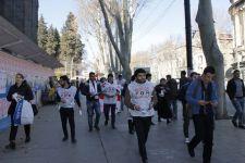 """Gürcistan'da """"Hocalı'ya Adalet"""" eylemi yapıldı - Gallery Thumbnail"""