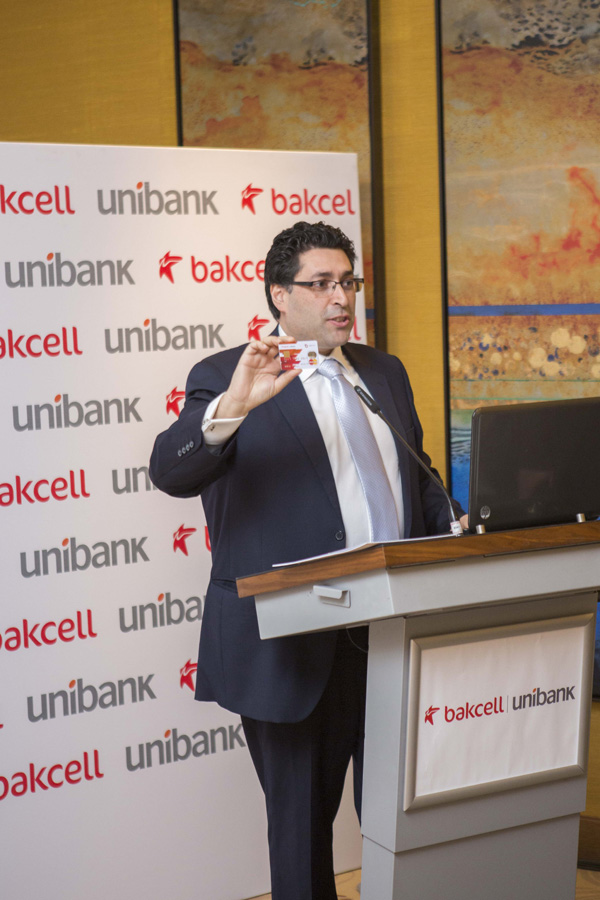 Bakcell and Unibank to introduce the new nameless prepaid ALBUKART - Gallery Image