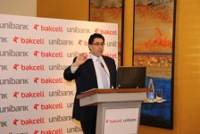Bakcell and Unibank to introduce the new nameless prepaid ALBUKART - Gallery Thumbnail