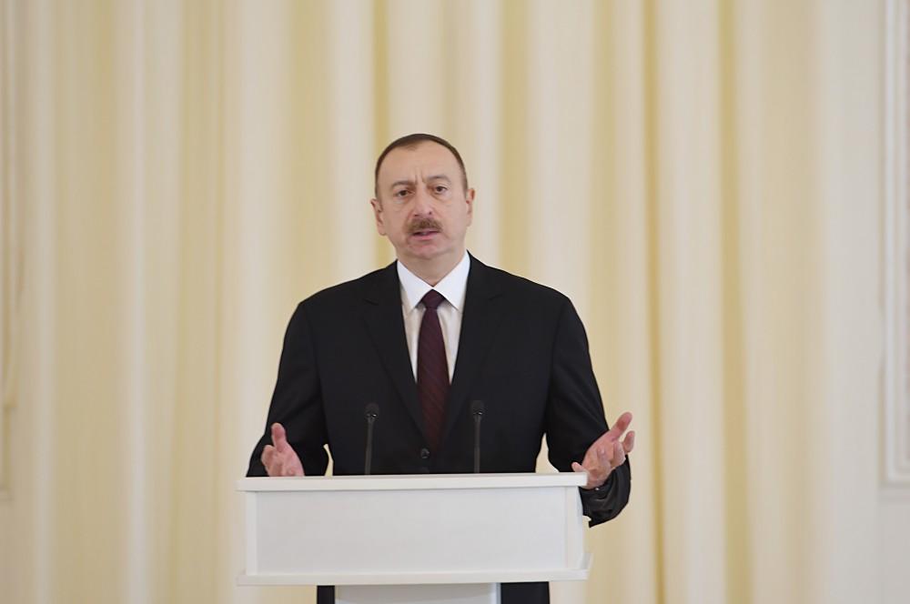 Prezident İlham Əliyev: Azərbaycan nümunəsi bu gün dünyanın müxtəlif ölkələrində öyrənilir