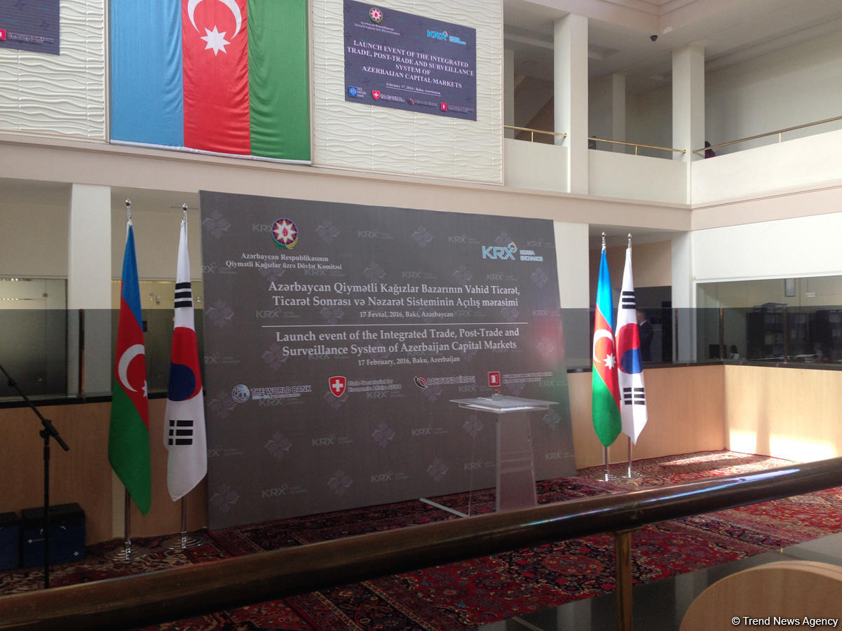 Integrated trade and surveillance system launched at Azerbaijani stock exchange - Gallery Image