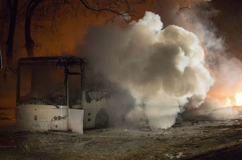 No data about Azerbaijanis among victims of explosion in Ankara yet