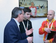 Baku hosts meeting of delegations arriving for FIG World Challenge Cup (PHOTO REPORT) - Gallery Thumbnail