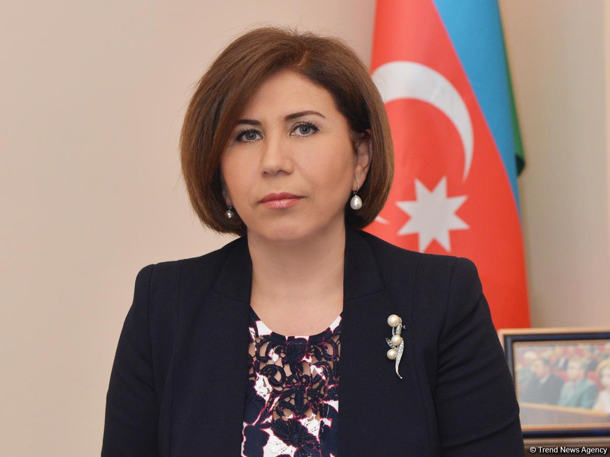 Бахар Мурадова назначена председателем Госкомитета по проблемам семьи, женщин и детей