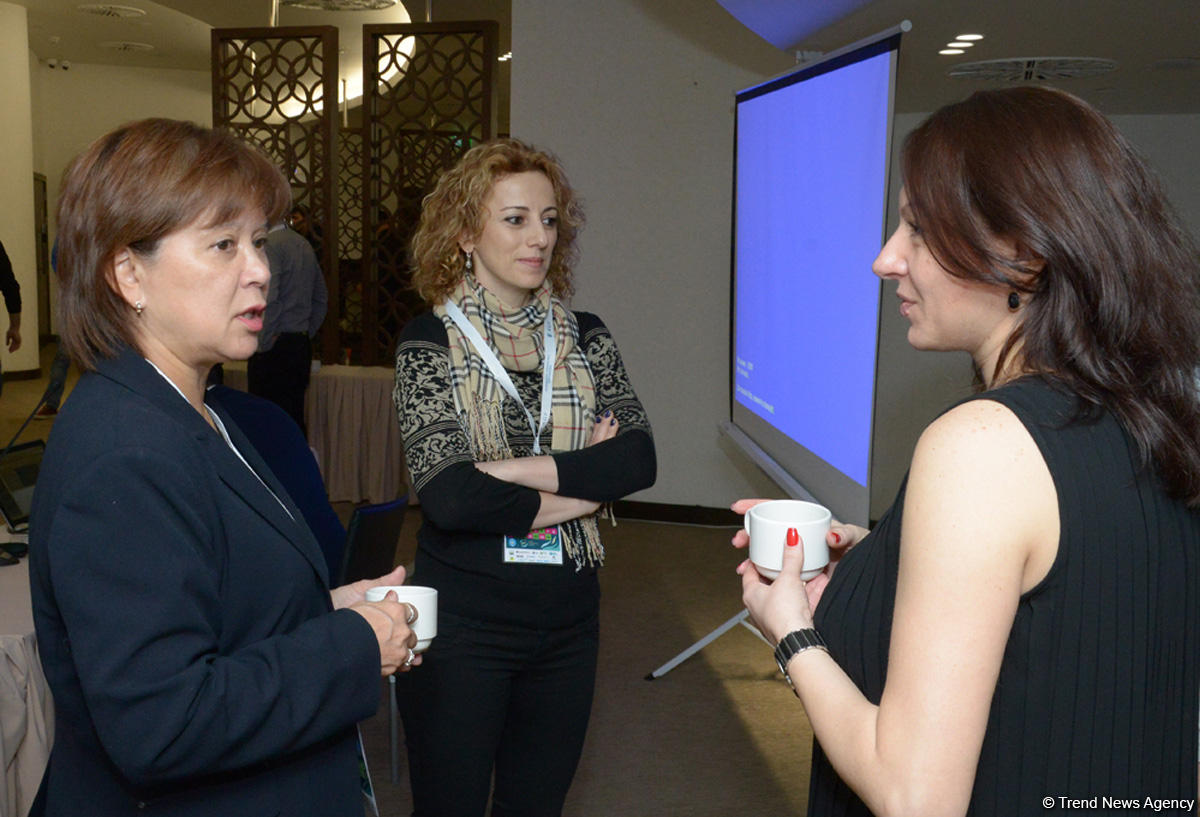 Baku hosts meeting of delegations arriving for FIG World Challenge Cup (PHOTO REPORT) - Gallery Image