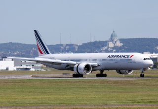 Air France plane forced to land in Sofia due to disruptive passenger