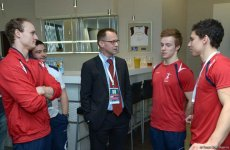 Norwegian athletes impressed by organizing of FIG World Challenge Cup in Baku - Gallery Thumbnail