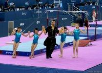 """Bakıda idman gimnastikası üzrə FIG """"Challenge"""" Dünya Kubokunun açılış mərasimi keçirilib (FOTO) - Gallery Thumbnail"""