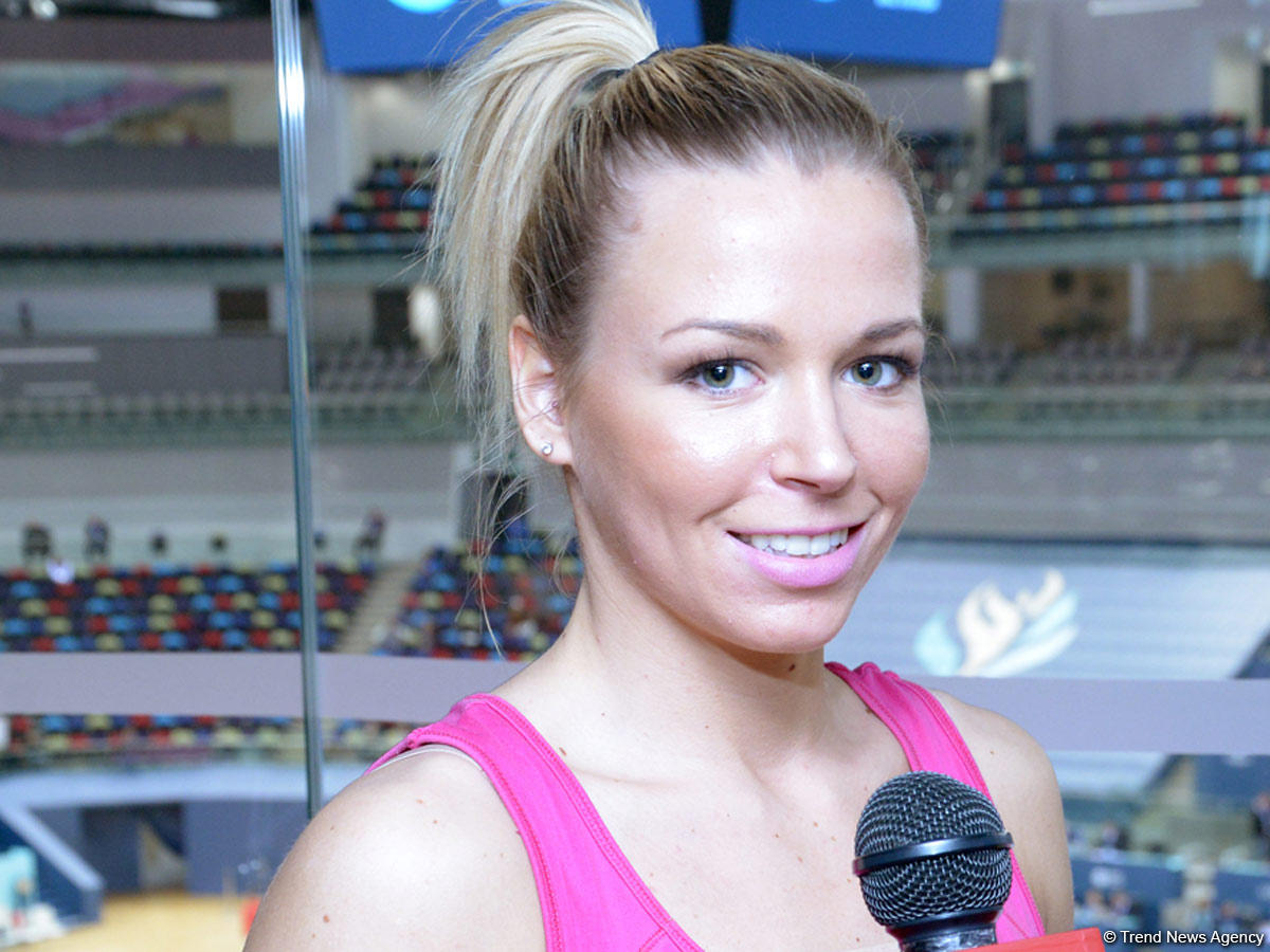 Conditions for competitions in Baku not worse than in Rio de Janeiro - Hungarian female gymnast