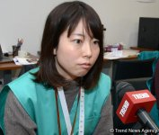 Japanese journalists praise organization level of FIG World Challenge Cup in Baku - Gallery Thumbnail