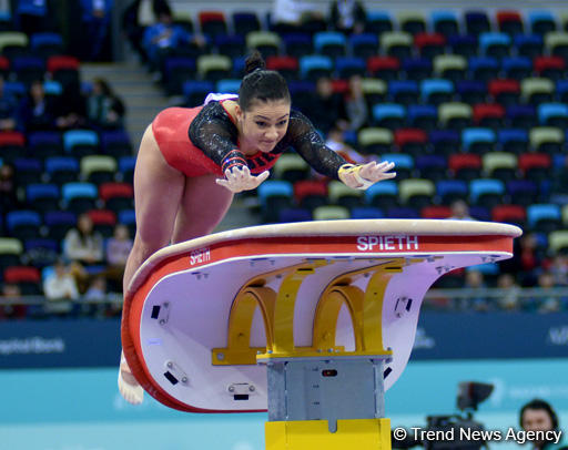 First finals wrap up at FIG World Challenge Cup in Baku (PHOTOS) - Gallery Image