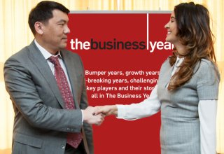 The Business Year publisher, Investment Fund of Kazakhstan sign MOU