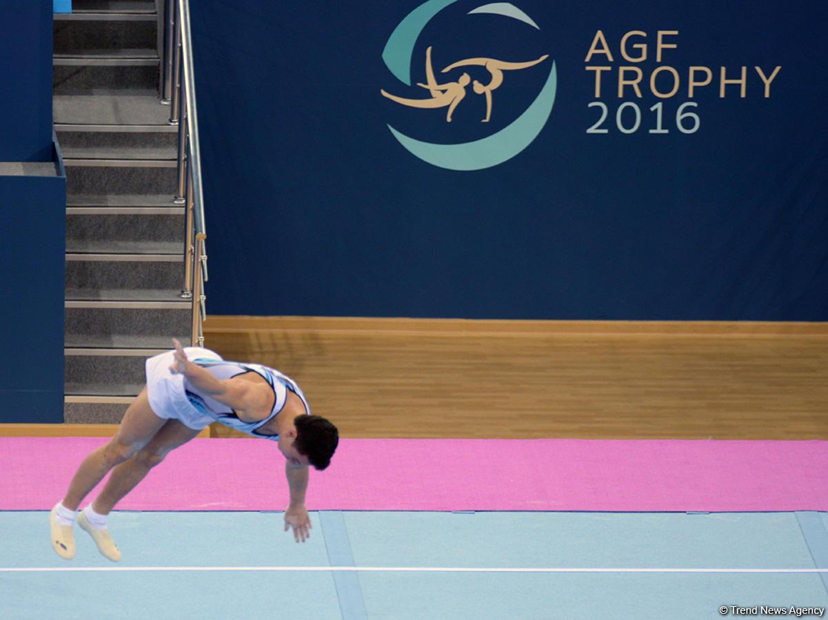 FIG World Challenge Cup in Artistic Gymnastics in Baku (PHOTO) - Gallery Image
