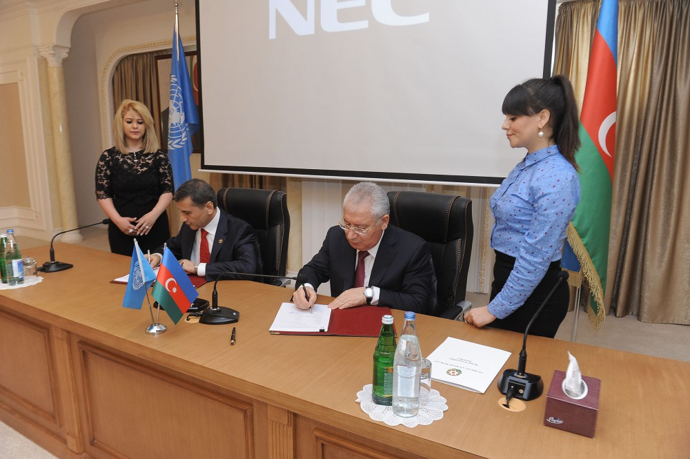 FAO opens Partnership and Liaison Office in Baku - Gallery Image